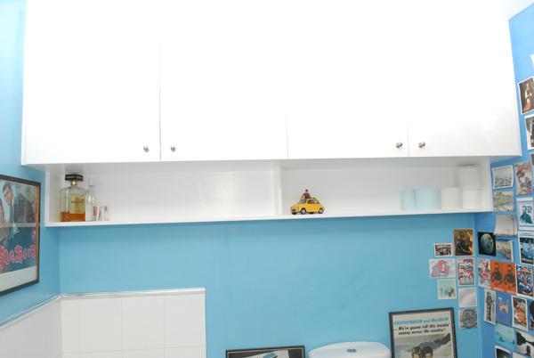 Bathroom linen cupboard 3