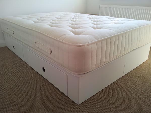 Bed base 1