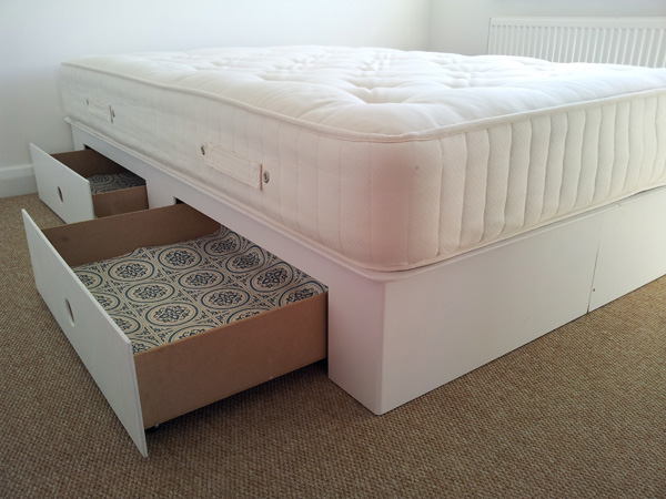 Bed base 2