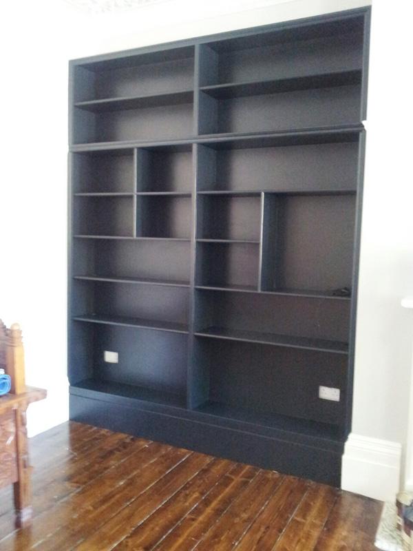 Large Bookcase 1