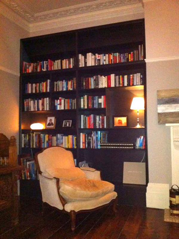 Large bookcase 2