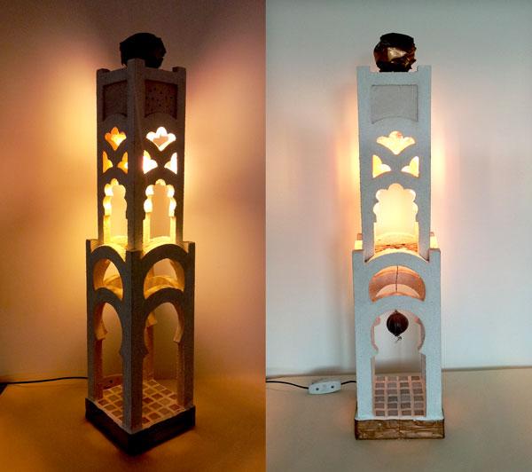 Minaret - 600mm